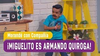 ¡Miguelito es Armando Quiroga de Perdona Nuestros Pecados! - Morandé con Compañia 2017 thumbnail