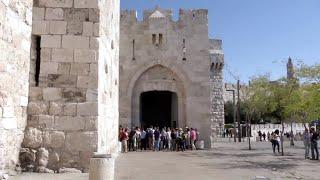 Jerusalem: Ancient Gates, Future Glory #3: The Jaffa Gate