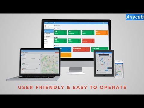Anycab Technology | White Label Taxi Dispatch System | Taxi Automation Solutions
