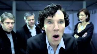 """Шерлок и А-Десса """"Женщина, я не танцую"""" Crack Video"""