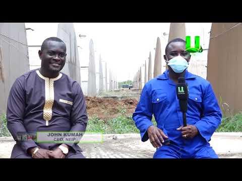AYEKOO: Greenhouse Training Center In Ghana