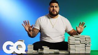 NFL選手ウィル・ヘルナンデスの「1億円の使い道」  My First $1M   GQ JAPAN