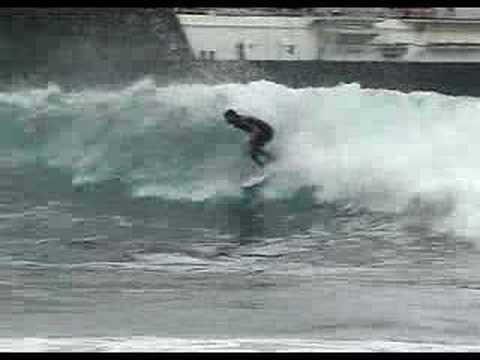 RPM surf team on Norfolk Island