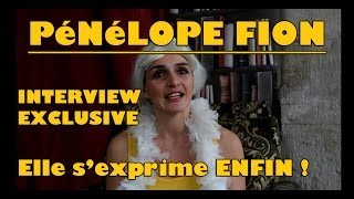 EXCLU : PÉNÉLOPE FILLON se livre enfin en interview au JT ! (Sketch affaire Fillon)