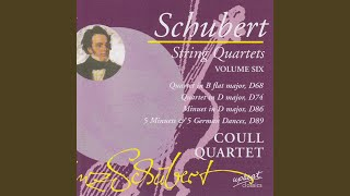 Play String Quartet In B Flat Major Op. 168 (Posthumous), D 112 Allegro Ma Non Troppo