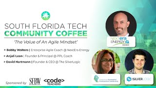 Community Coffee | 'The Value of An Agile Mindset'