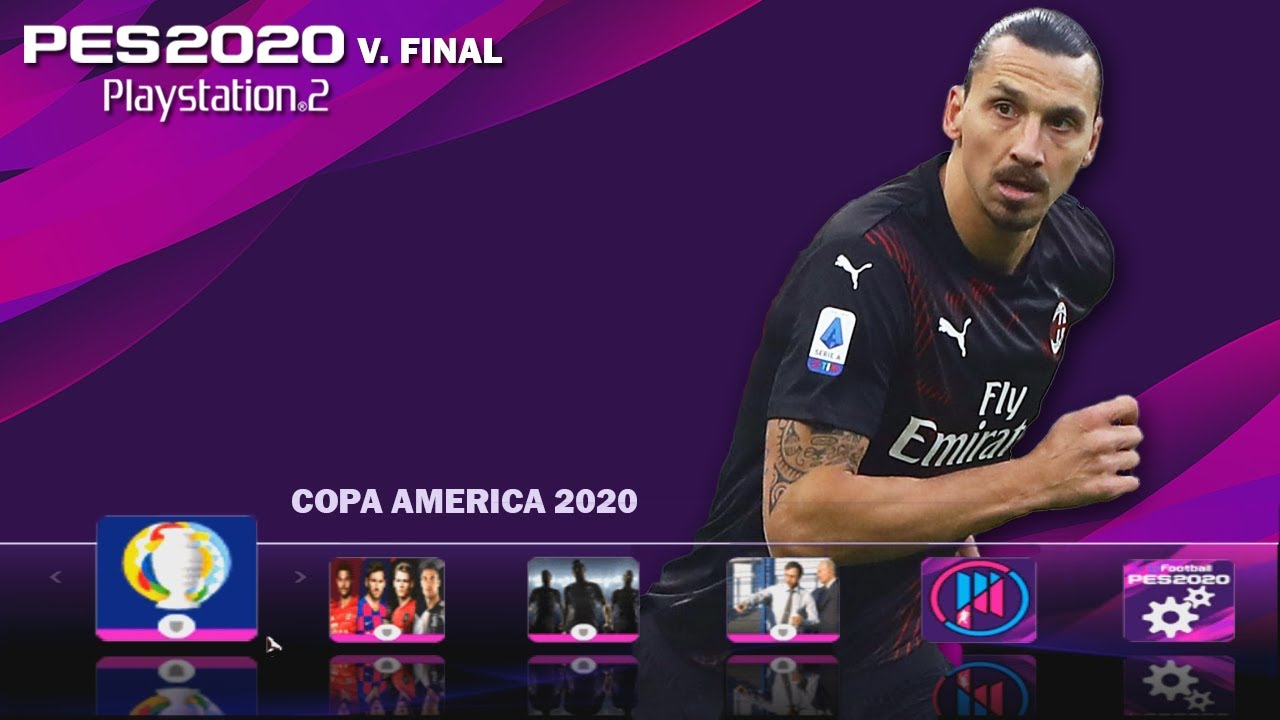 Versión Final Pes 2020 En Ps2 Youtube