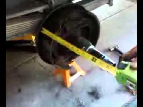 How To Measure Diameter >> Mr. Fixit Explains How to Measure Brake Shoe Size - YouTube