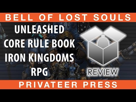BoLS Review | Unleashed RPG | Privateer Press