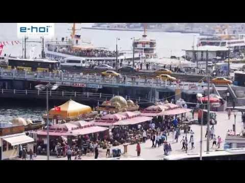 Istanbul - Metropole am Bosporus - e-hoi
