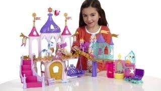 Игровой набор my little pony королевский свадебный замок купить.