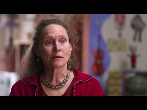 Ceramic artist & menorah maker Susan Garson, HOLIDAY episode