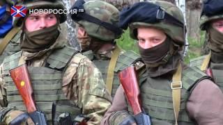 Как сын Порошенко в Донбассе воевал