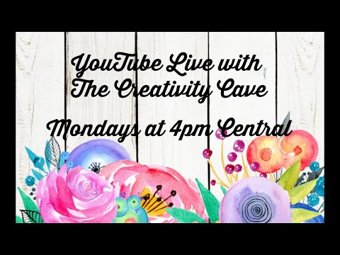 Jan 13, 2020 Live With The Creativity Cave