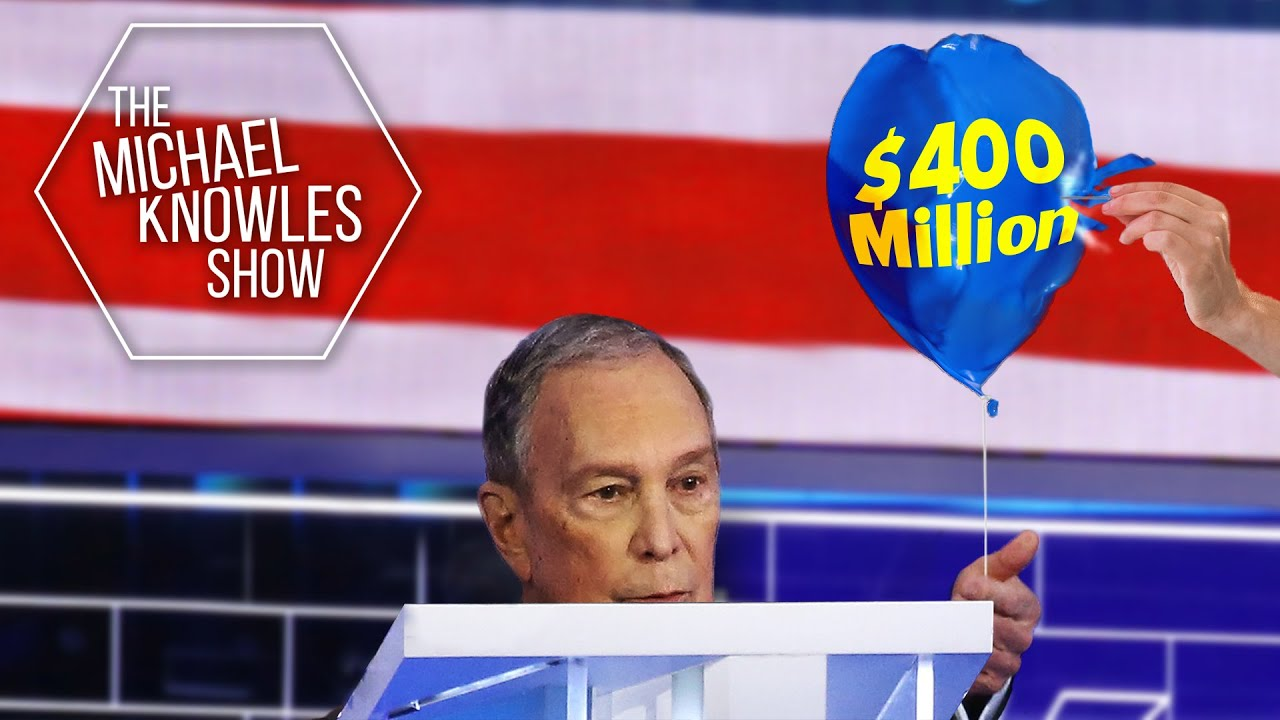 Bloomberg Blew It | The Michael Knowles Show Ep. 498 - The Daily Wire