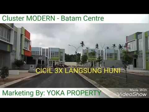 Cluster Modern Batam Centre. Contact: YOKA +6281364646678