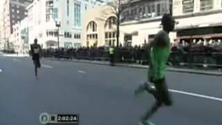 Geoffrey Mutai Slow Motion