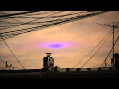 Purple lights in the sky in Quincy, Massachusetts Hqdefault