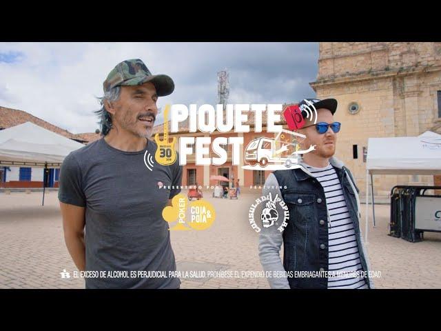 #PiqueteFest - Parcha con música, piquete y pola │ Cerveza Poker