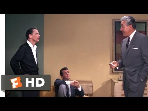 Ocean's 11 (1960) - 50% of Something Scene (4/10) | Movieclips