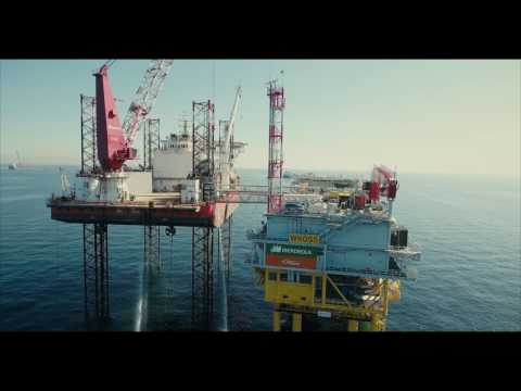 Wikinger Offshore Windfarm - Construction Update October 2016
