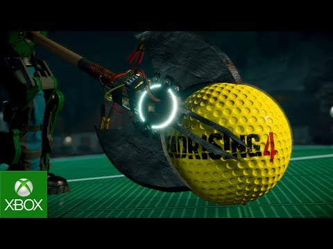 Super Ultra Dead Rising 4 Mini Golf Trailer