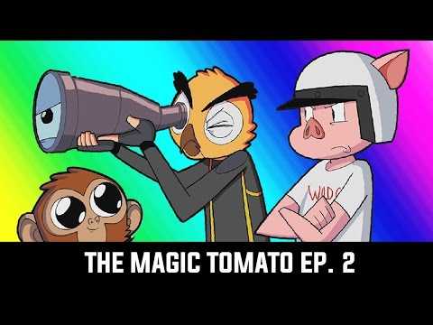 "Thumbnail: Vanoss Gaming: ""The Magic Tomato"" - Episode 2 (Feat. Wildcat, Delirious, Terroriser, & Lui)"