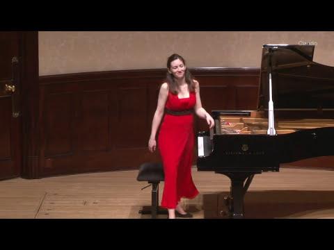 Chopin Mazurka Op 24 No 2 LIVE