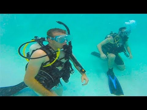 Were Learning Scuba Diving
