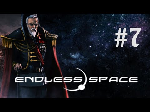 Let's play Endless Space - Empire Strikes Back #7  