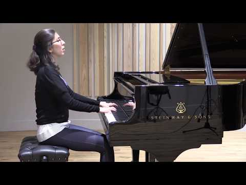 Schubert Impromptu in F - minor no 1 op 142, Nafis Umerkulova