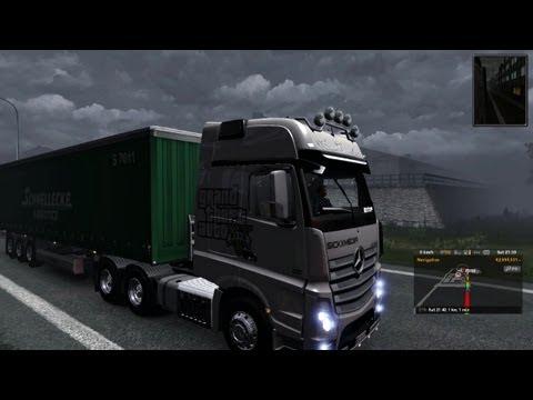 SiCKXMEDIA - Euro Truck Simulator 2 - Croatia Albania Greece