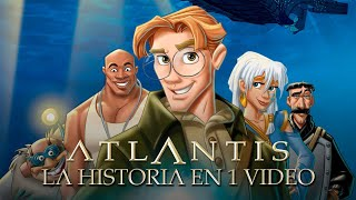 Atlantis: La Historia en 1 Video