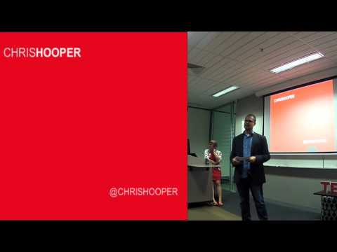 New Approach to Accounting: Chris Hooper at TEDxAd...