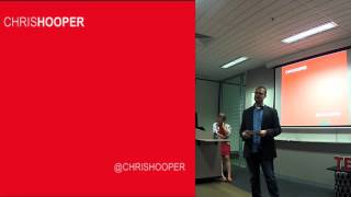 New Approach to Accounting: Chris Hooper at TEDxAdelaideChange