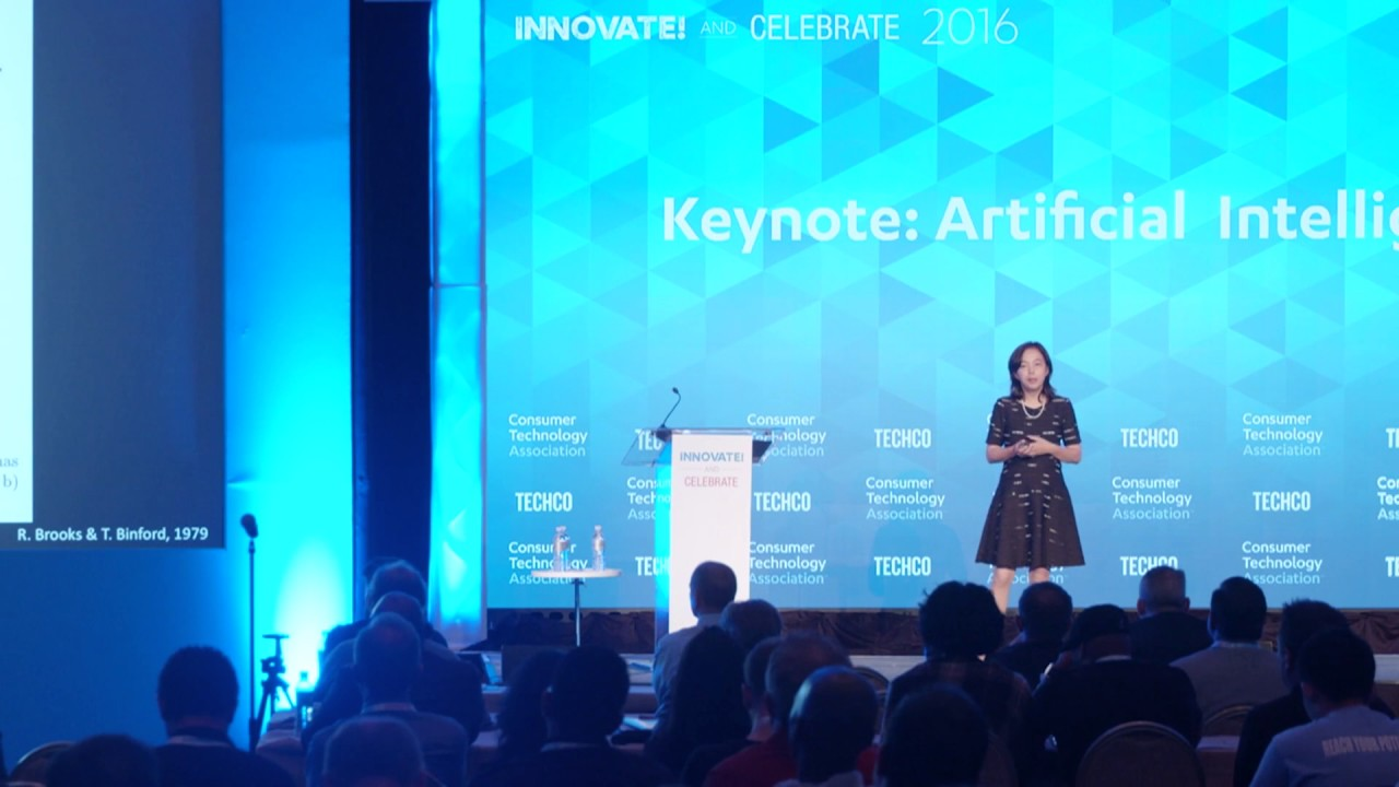 Dr. Fei Fei Li | Innovate and Celebrate 2016