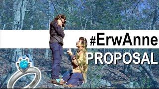 Anne Curtis & Erwan Heusaff PROPOSAL #ErwAnne #Engaged
