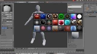 Blender: создание болванки персонажа в скульптурном режиме