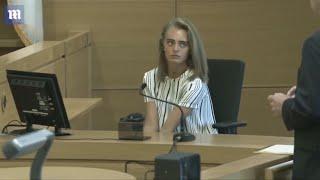 Guilty! Michelle Carter will serve fifteen months in jail