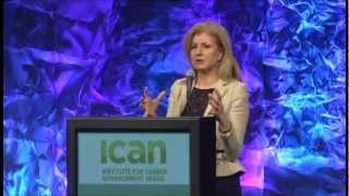 Arianna Huffington at the 2012 ICAN Women's Leadership Conference