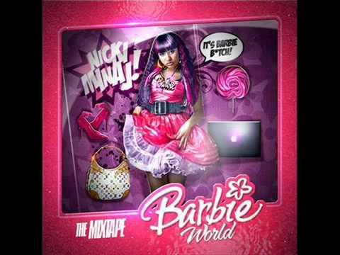 Nicki Minaj  Ponytail 2010 WITH LYRICS  HQ + Download Link