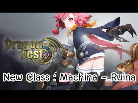 Dragon Nest : Machina/Ruina - Bishop Nest  [Korea Sv.] - TH