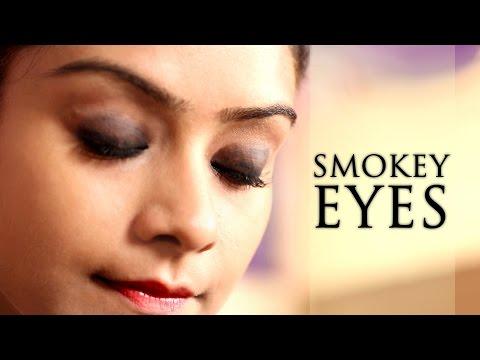 How To Do Smokey Eyes| Perfect The Smokey Eyes | Easy Smokey Eyes | Smokey Eyes Tutorial