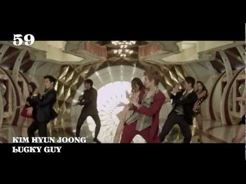 Top 100 Favourite Kpop Song January - December 2011 [No Part]