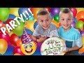 Twin Time Funniest Moments Compilation and 100,000 Subscriber Party!