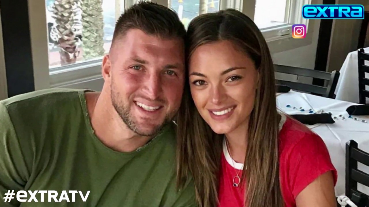 Tim Tebow shares wedding photos with former Miss Universe Demi ...