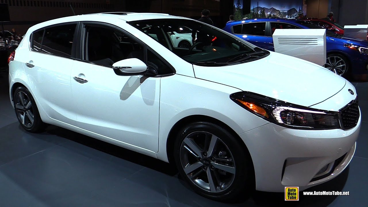 2017 Kia Forte 5 Ex Exterior And Interior Walkaround 2016 Chicago Auto Show You