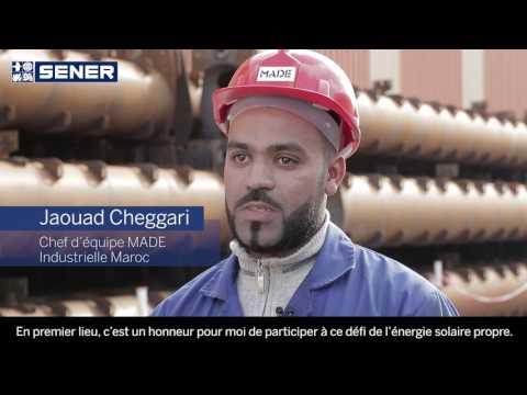 SENER, un grupe engagé - Création d'un tissu  industriel