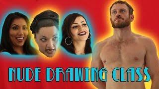 Cholas Try NUDE Drawing Class | mitú