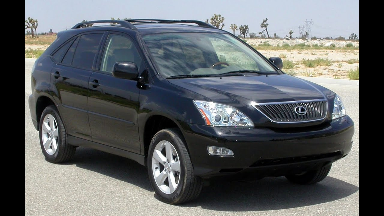 2004 lexus rx330 quick tour youtube sciox Gallery